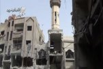 The largest Mosque in Douma
