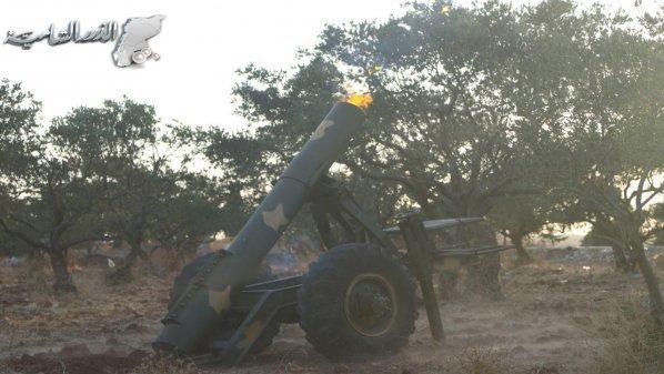 Battles in countryside of Idlib / ElDorar lens / Archive