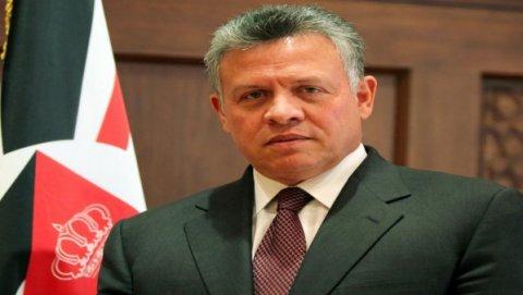 the Jordanian Monarch, King Abdullah II