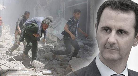 السيسي يبرئ نظام الأسد من تدمير سوريا