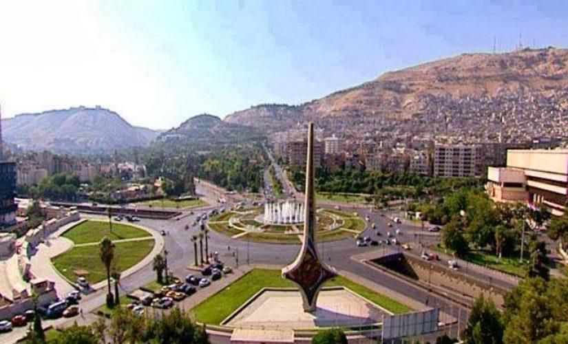 شاهد.. ماذا فعل شاب سوري بزوجته وسط دمشق؟!