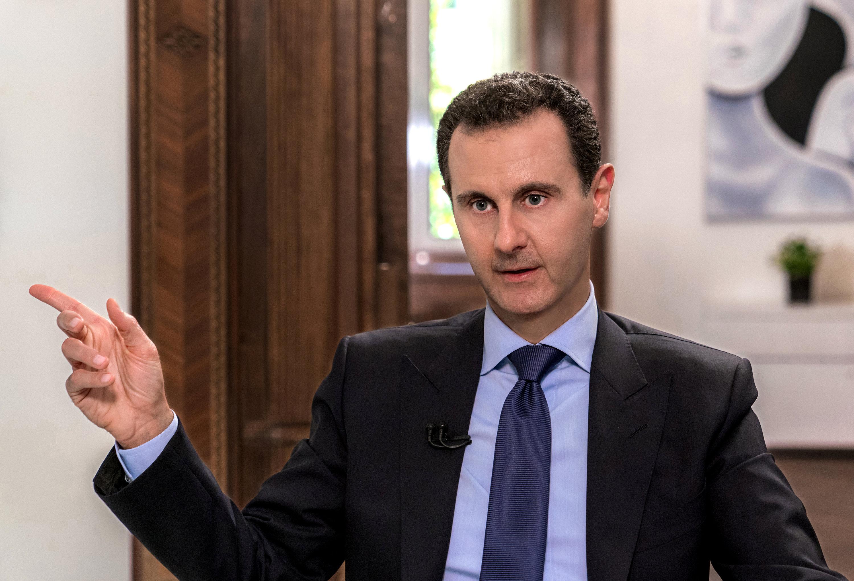 """""""سيجري"""" يكشف مضمون رسالة بعث بها بشار الأسد إلى تركيا وقطر"""