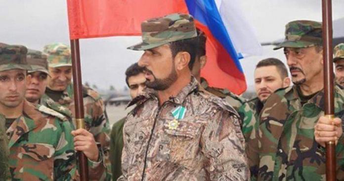 """شاهد كيف برر """"سهيل الحسن"""" هزيمة قواته أمام الثوار في كفرنبودة وجبهات حماة؟"""