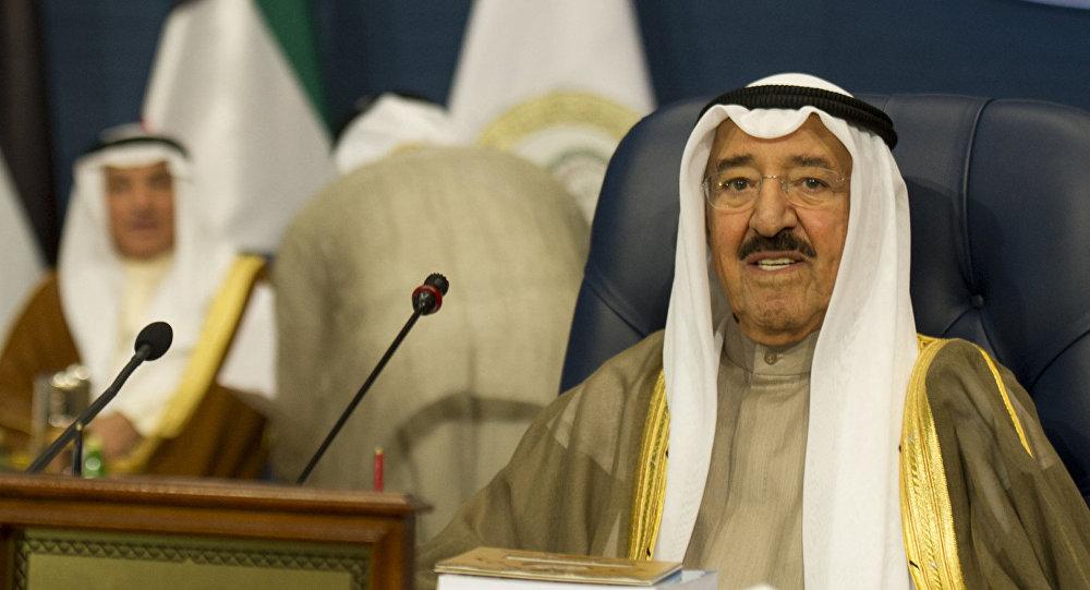 """تطور خطير.. اختراق أجواء الكويت وقصر """"الشيخ صباح"""" بعد أكبر هجوم ضد السعودية"""