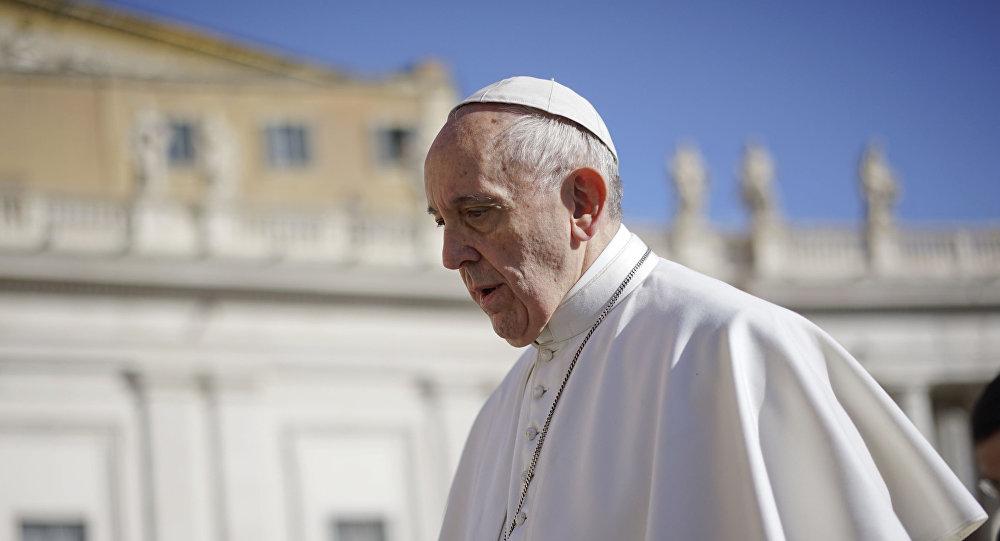 """بابا الفاتيكان يرسل برسالة إلى """"الأسد"""" يطالبه بـ3 طلبات.. تعرف عليهم"""