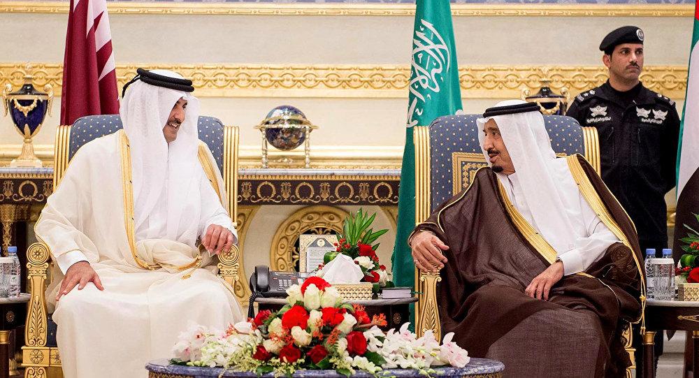 """""""بن سلمان"""" يتحدث عن اتفاق مع قطر: سنفاجئ العالم"""