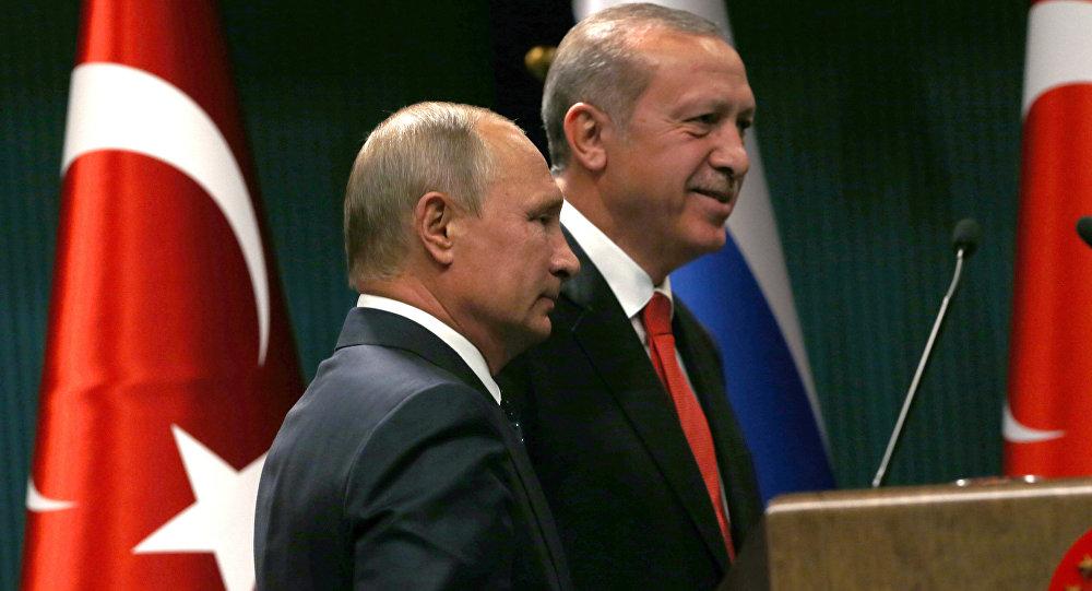 أردوغان يدلي بتصريحات عاجلة حول المنطقة الأمنة بسوريا والوضع في إدلب