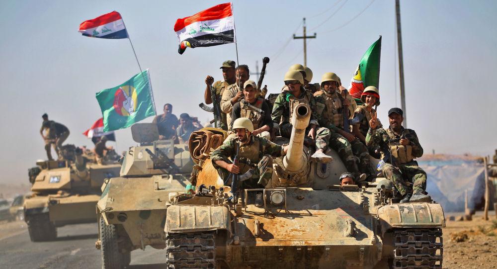 العراق تتخذ اجراءًا عسكريًا قرب الكويت هو الأول من نوعه منذ حرب الخليج