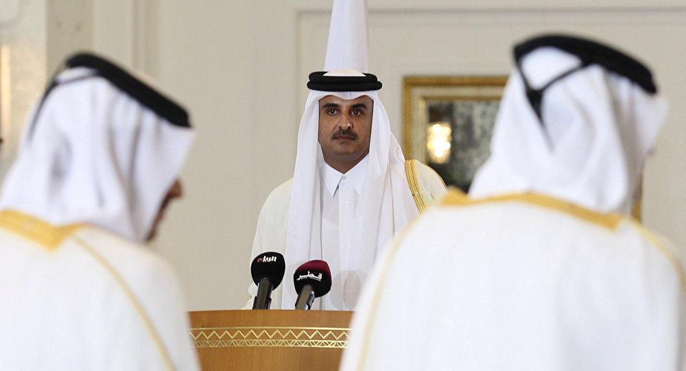قطر تكشف عن مباحثات لإنهاء الأزمة الخليجية ولكن بشرط