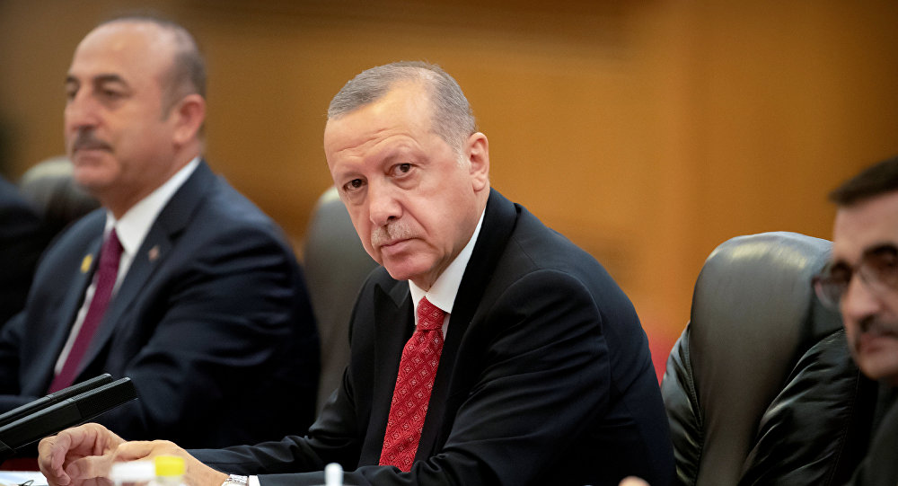 """مستشار الرئاسة يكشف حقيقة وفاة الرئيس التركي """"أردوغان"""""""
