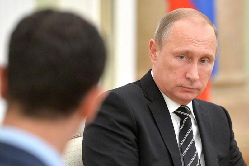 """مرسوم رئاسي من """"بوتين"""" بشأن """"نظام الأسد"""""""