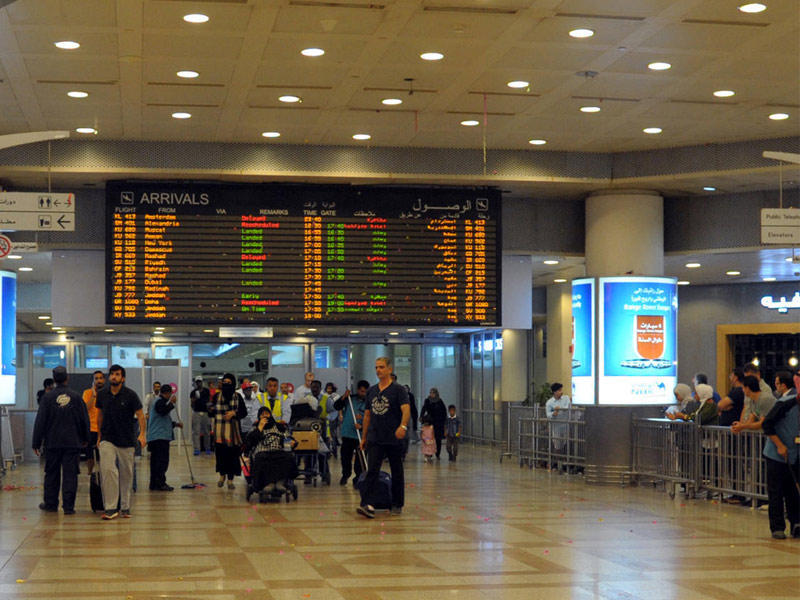 جريمة غامضة في مطار الكويت الدولي ضحيتها سيدة..والسلطات تتحرك بشكل عاجل