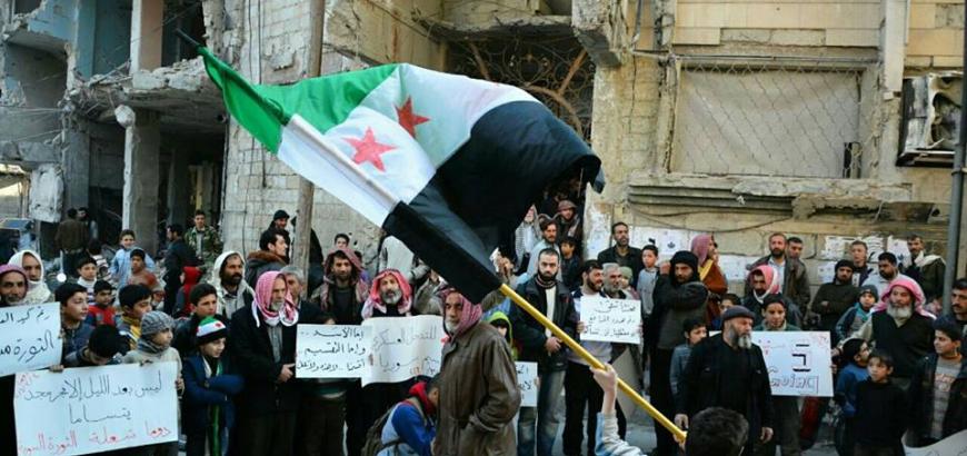 """تصريحات مثيرة لـ """"شكران مرتجى"""" حول موقفها من علم """"الثورة السورية"""" و""""نظام الأسد"""""""