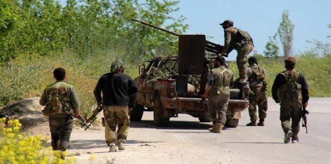 """بينهم ضابط.. عملية نوعية لـ""""أحرار الشام"""" توقع قتلى في صفوف قوات الأسد باللاذقية"""
