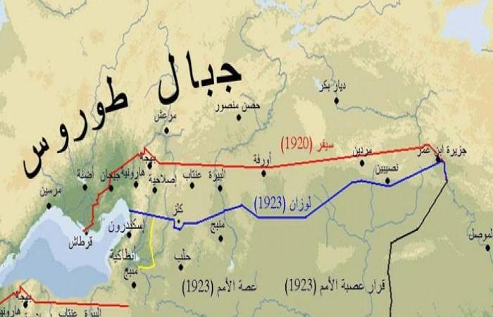 """""""النمس"""" يتطاول على قرارات نظام الأسد المتعلقة بلواء إسكندرون"""
