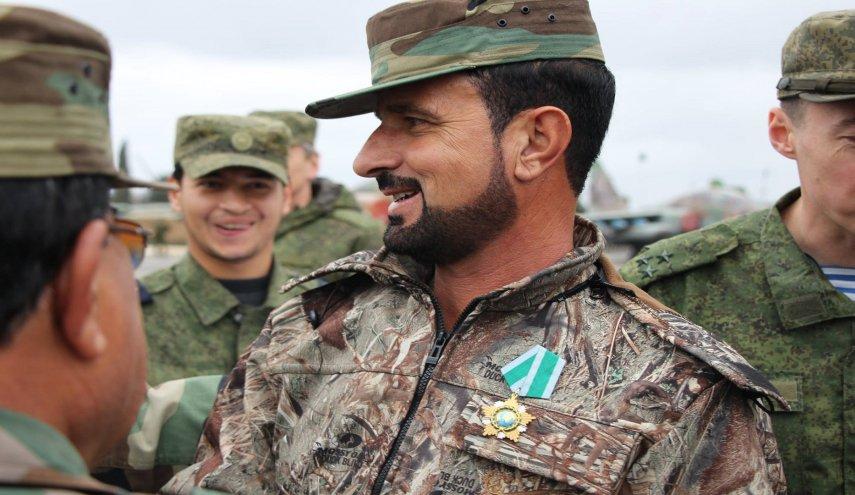 """مخابرات الأسد تداهم منزل """"سهيل الحسن"""" في دمشق.. ومصادر تكشف السبب"""