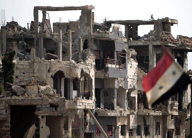 """أسباب تجميد """"نظام الأسد"""" حركة البناء في الغوطة الشرقية ومنع الأهالي من ترميم منازلهم"""