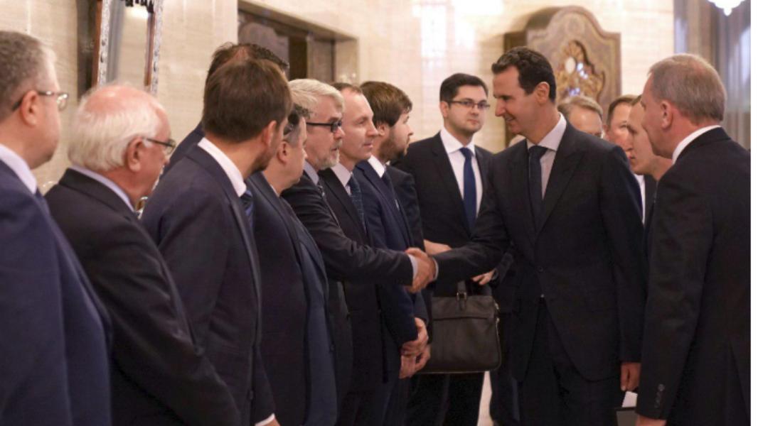 """على غرار محمد بن سلمان.. حملة لـ""""نظام الأسد"""" ضد رجال الأعمال الموالين"""