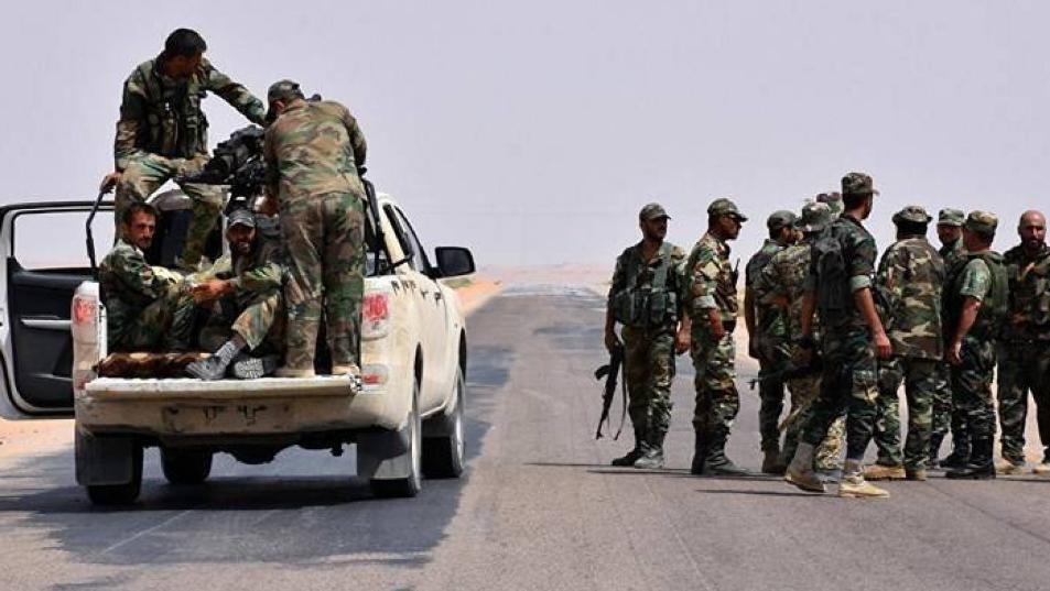 نظام الأسد يعتقل قائد ميليشيا الدفاع الوطني في يبرود