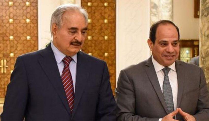 """تطور مفاجئ.. """"السيسي"""" يتخلى عن حفتر ويبحث مع حكومة الوفاق الوضع في ليبيا"""