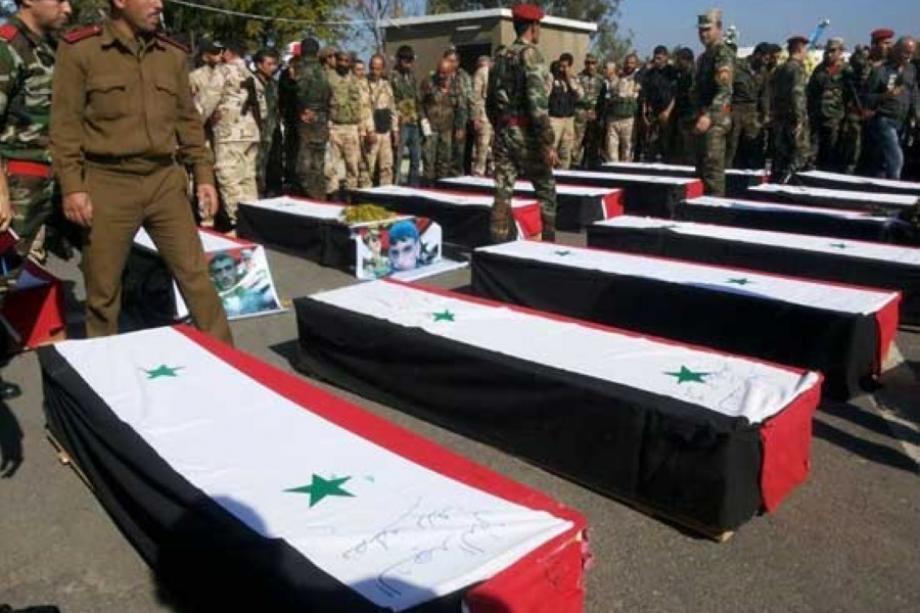 استخبارات الأسد تتلقى صفعة موجعة على المستوى القيادي في البادية السورية