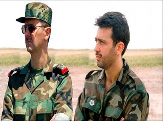حادثة خطيرة في دمشق تنذر بتصاعد الخلاف بين بشار وماهر الأسد