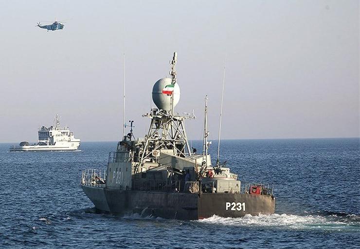 إيران تعلن أولى خطوات الحرب ضد دولة خليجية ستستضيف مؤتمرًا بحريًا ضدها