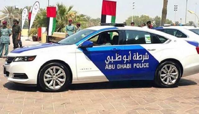 شرطة دبي تفاجئ رجلين وامرأة في وضع صادم داخل شقة سكنية