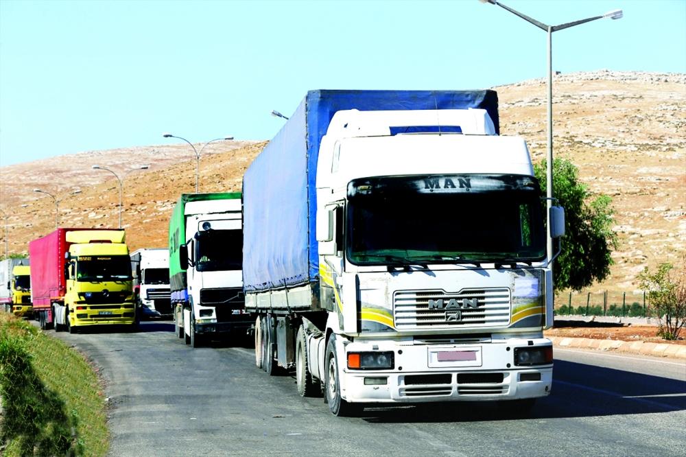 نظام الأسد يتخذ إجراءات غير مسبوقة ضد الشاحنات السعودية