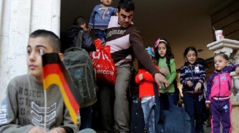 لاجئون سوريون يعيدون الحياة لقرية ألمانية