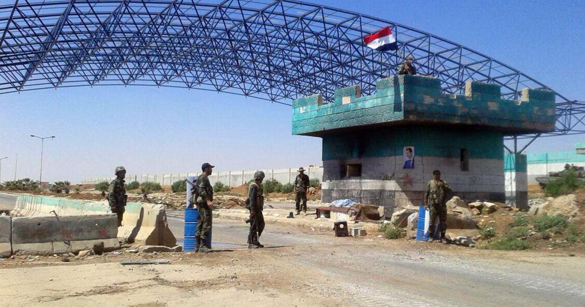 """مصير مأساوي لأول مواطن أردني دخل سوريا من """"معبر نصيب"""""""
