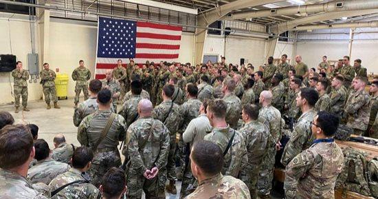 تطور خطير بشأن القوات الأمريكية المنتشرة في الكويت