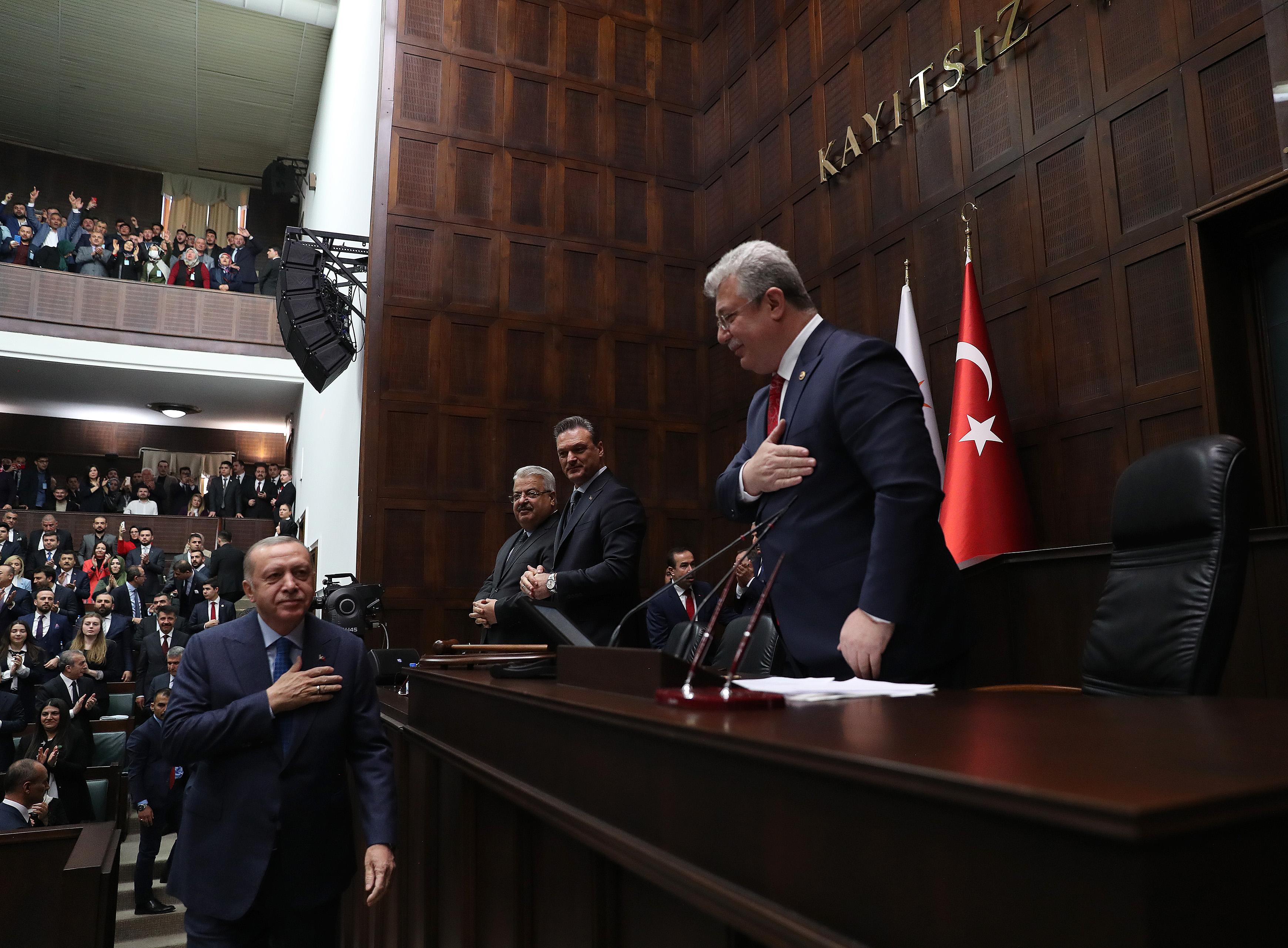 أردوغان في خطر..واجراءات احترازية لفحص من حوله