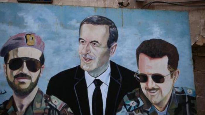 """حرب """"طاحنة"""" بين عائلة الأسد على """"الفيسبوك""""..فضائح بالجملة وكشف للمستور"""