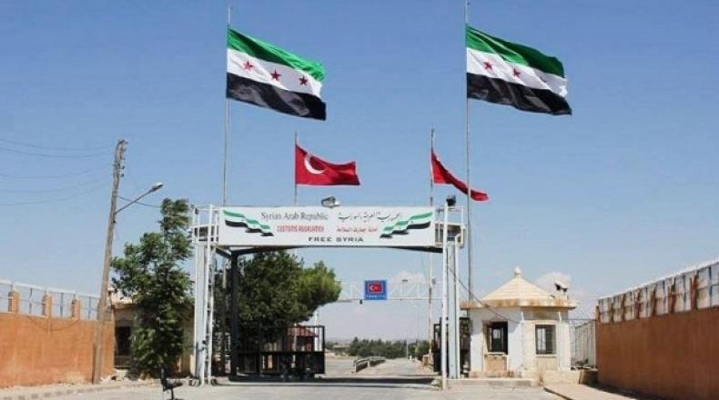 """معبر """"باب الهوى"""" يصدر بيانا عاجلا بعد تظاهرات الجمعة"""