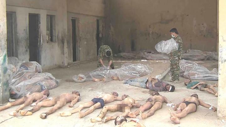 """في تصرف للإنساني.. هذا ما يفعله """"نظام الأسد"""" بجثث المعتقلين بحلب"""