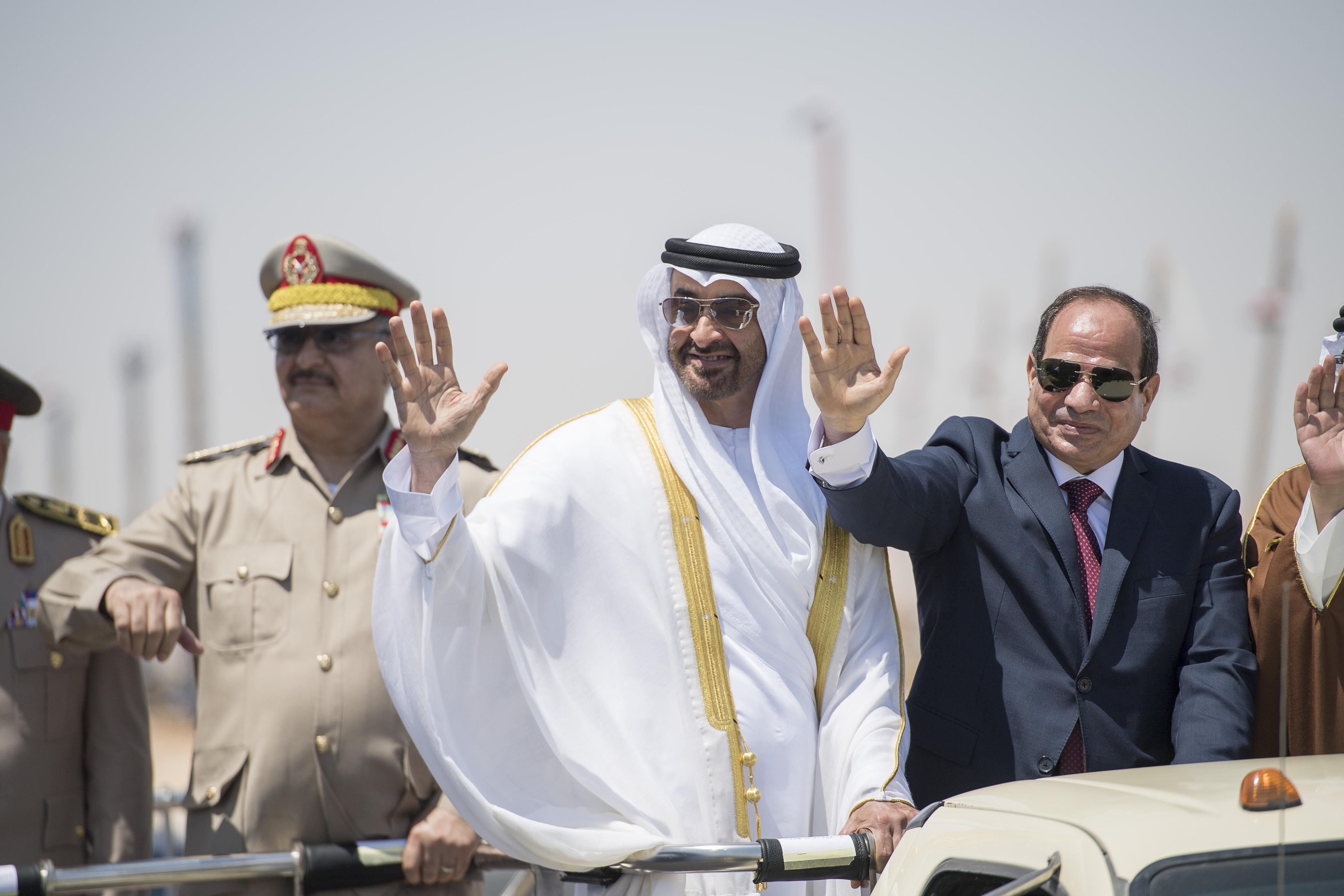 """""""حفتر"""" يصدم """"بن زايد"""" و""""السيسي"""" بعد زيارة وزير الدفاع التركي المفاجئة إلى ليبيا"""