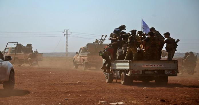 قوات الأسد تتلقى ضربة جديدة في بادية حمص