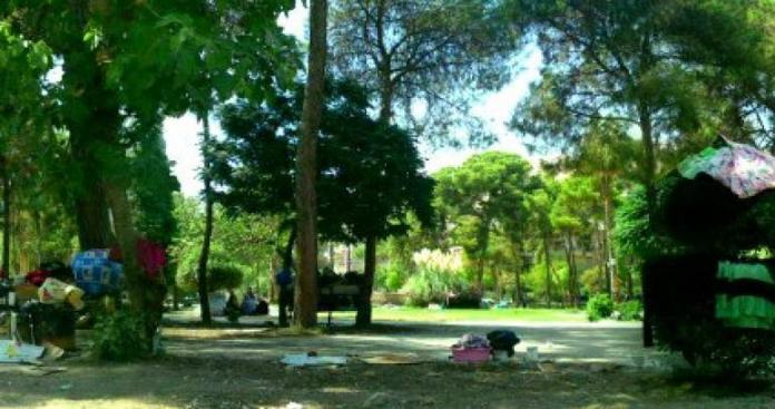 حدائق دمشق العامة تحولت إلى بؤر للدعارة والمخدرات في ظل حكم الأسد
