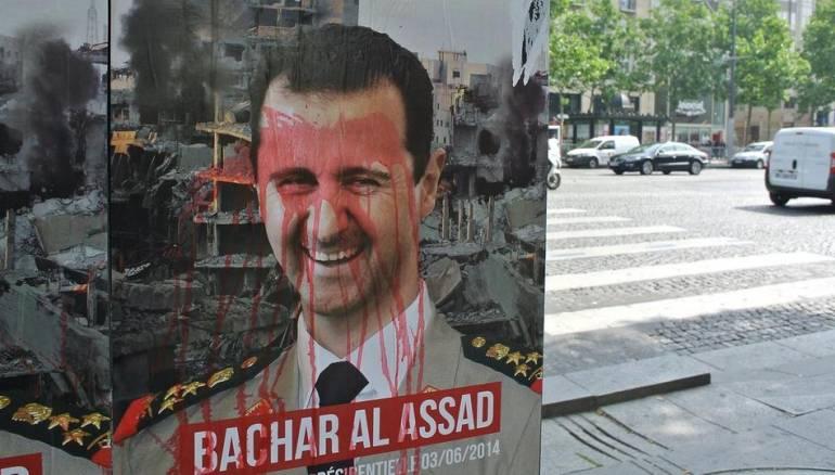 """4 شروط فرنسية لـ""""شرعنة"""" نظام الأسد"""
