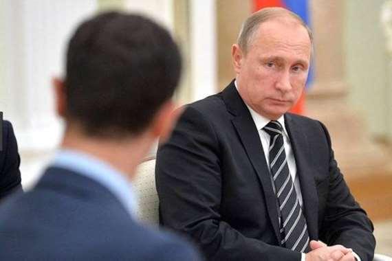 صحيفة: روسيا فشلت في إقناع بشار الأسد بقرار يخصّ السنة في سوريا