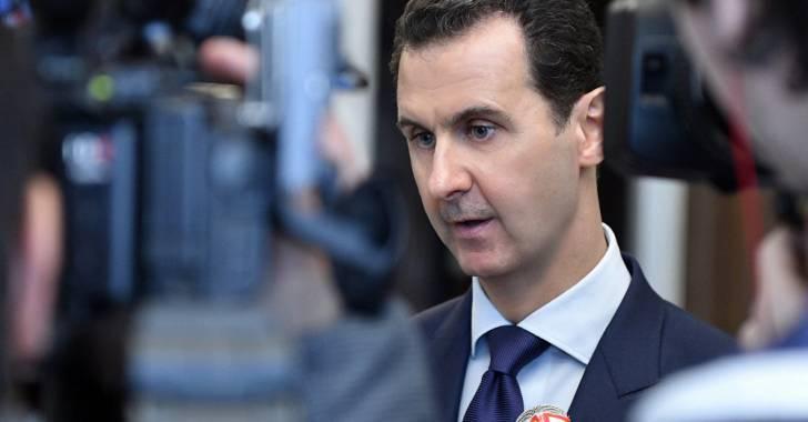 """واشنطن تحسم موقفها بشأن الإطاحة بـ""""الأسد"""""""