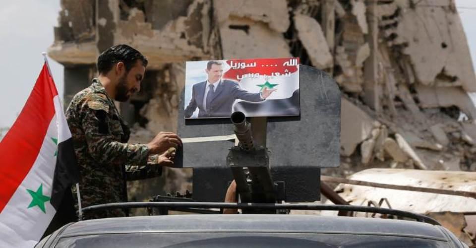 """""""نظام الأسد"""" ينقلب على أحد ضباطه المخلصين ويعتقله.. والسبب غير متوقع"""
