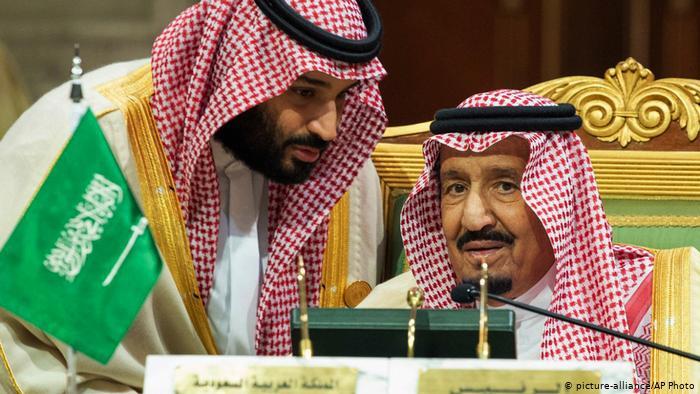 """بعد وفاة """"السلطان قابوس"""".. أمر ملكي عاجل لـ""""الملك سلمان"""" بشأن ولي عهد السعودية"""