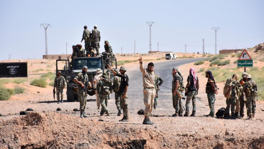 قوات الأسد تخترق حدود لبنان وتحتل بلدة الطفيل
