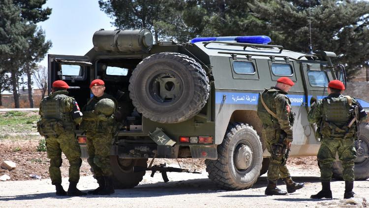 """هجوم مسلح هو الأول من نوعه يفتك بعناصر من الشرطة العسكرية الروسية و""""مخابرات الأسد"""""""