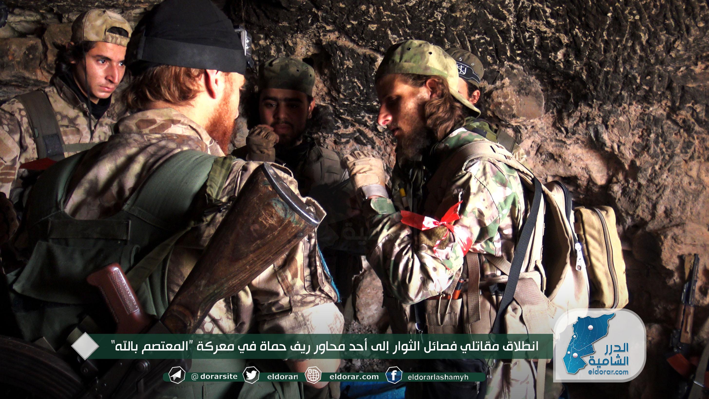 الفصائل الثورية توجه ضربة موجعة لقوات الأسد جنوب إدلب