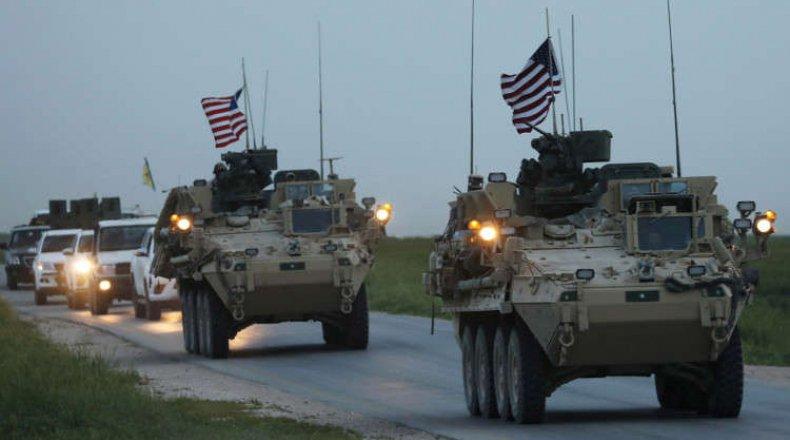 صحيفة تكشف عن وجهة القوات الأمريكية بعد الانسحاب من سوريا