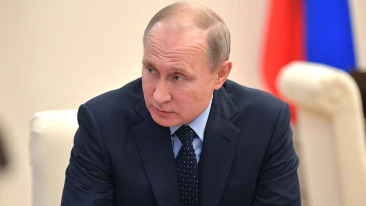 """موقف حاسم لـ""""ميركل"""" مع """"بوتين"""" في لقاء صحافي بألمانيا بشأن إدلب"""
