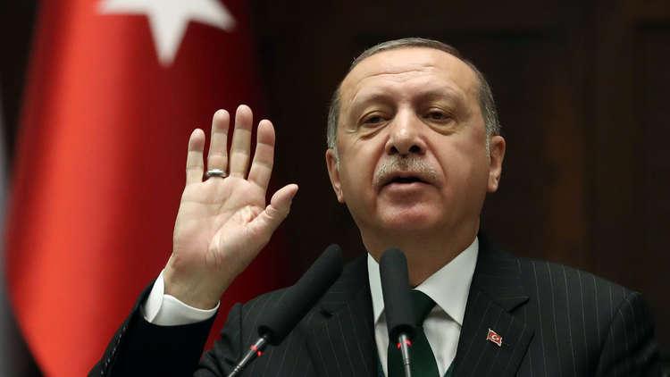 """""""أردوغان"""": منعنا """"نظام الأسد"""" من إلقاء البراميل المتفجرة على إدلب.. وهذه خطتنا الجديدة"""